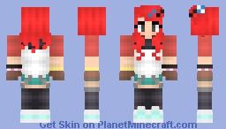 ░▒☄♔ღֆϗϒℒʊىϯ❣ღ♔☄▒░ : MishyDahBunneh's Skin Request~! Minecraft Skin
