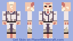 Elderly Teacher Minecraft Skin