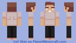Such Creative. Minecraft Skin