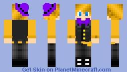 Fred Minecraft Skin