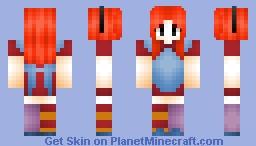 ♥Ⓒⓐⓣ♥ Pippi in Wonderland ♥Contest♥ Minecraft Skin