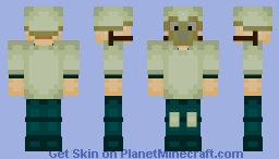 195th Bomber Command [1.8] Minecraft Skin
