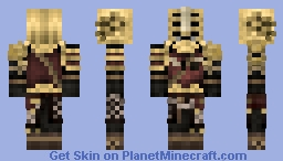 Shiva of the East  ( Dark Souls ) Minecraft Skin