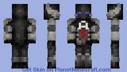 Arkham Knight Minecraft Skin