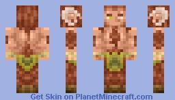 Satyr/Faun Skin Minecraft Skin