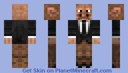 ManBeastPig Minecraft Skin