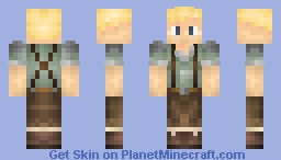 Myself ! :D this is me ... Minecraft Skin