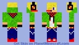 Bandana Gamer Minecraft Skin