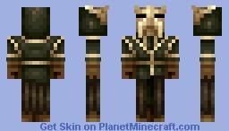 Miraak Minecraft Skin