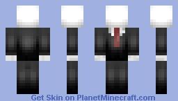 Slender [ 5 Sub Special xD ] Minecraft Skin