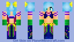 ⓍArcade SonaⓍ   League Of Legends Minecraft Skin