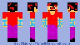 Jack (BioShock) Minecraft Skin