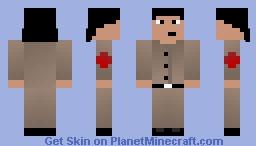 Faith - Alien swarm Minecraft Skin