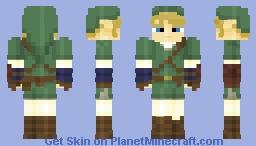 Zeldar, Princess of Sock Hats Minecraft Skin