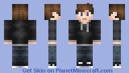 Personal Skin 3.0 sorta Minecraft Skin