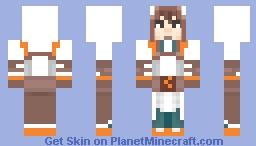Cleric Minecraft Skin