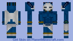 Cloud Raider/Goblin Minecraft Skin