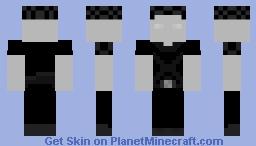 Colossus (X-Men Days of Future Past) Minecraft Skin