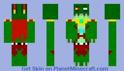 Legends of Chima - Cragger Minecraft Skin