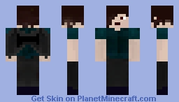 Fang [Maximum Ride] Minecraft Skin