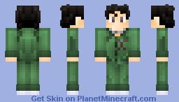 Ganta Igarashi Minecraft Skin