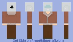 Helicopter Man Minecraft Skin