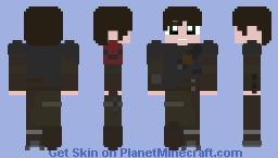 Hiccup Minecraft Skin