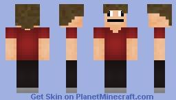 JCmine123 Minecraft Skin