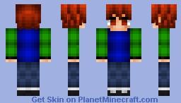 Skin for my friend! Minecraft Skin