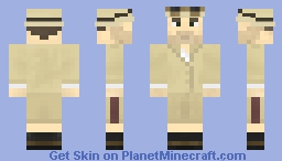 Professor Elemental Minecraft Skin
