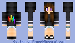 Old skin remake Minecraft Skin