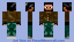 rp villger v1 Minecraft Skin