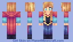 ღ•αgαρℓ00•ღ ~ ❀ Disney ❀ : Anna. ❤ Minecraft