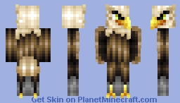 Bald Eagle Minecraft