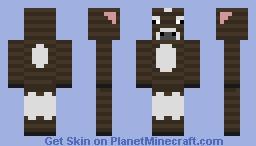 Legends of Linecraft- The Cow Minecraft Skin