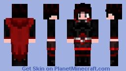 RWBY: Ruby Rose. Minecraft Skin