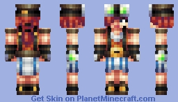 Lady Jacqueline Scarlet (Contest) Minecraft