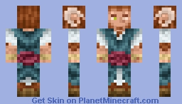 Eldwyn Lorn Minecraft Skin