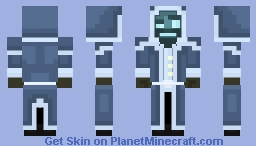 GhostGrandpa the wize-ish Minecraft