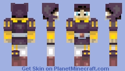 The High Jester Minecraft Skin
