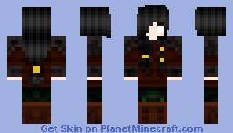 Lilianna (OC) Minecraft Skin