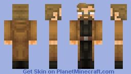 Luke Skywalker - Paint_Bucket Minecraft Skin