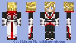 Leon Belmont - Castlevania - Lament of Innocence Minecraft Skin