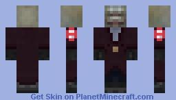 Super Mario Bros Movie Goomba Minecraft Skin