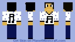 Music Person Minecraft Skin