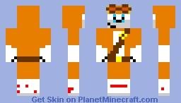 Tails (Sonic Boom) Minecraft