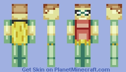 Turns out i like making Robin Minecraft
