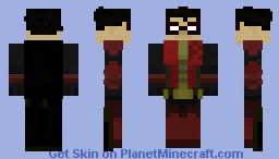 Robin (Jason Todd) Minecraft Skin