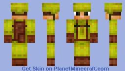 Scout Minecraft Skin