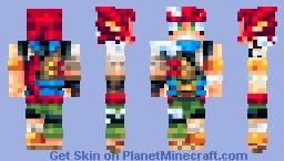 Sky Shepherd Minecraft Skin